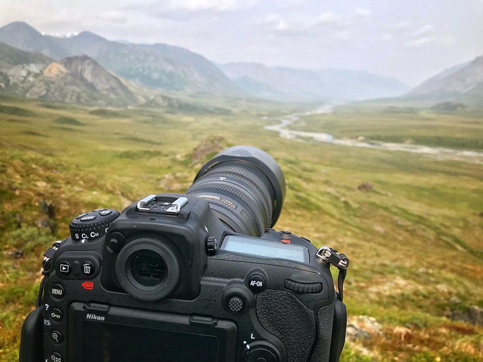 camera scenic
