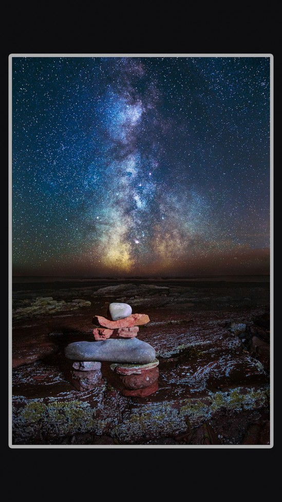Astrophotography by Moncton photographer, Don Lewis