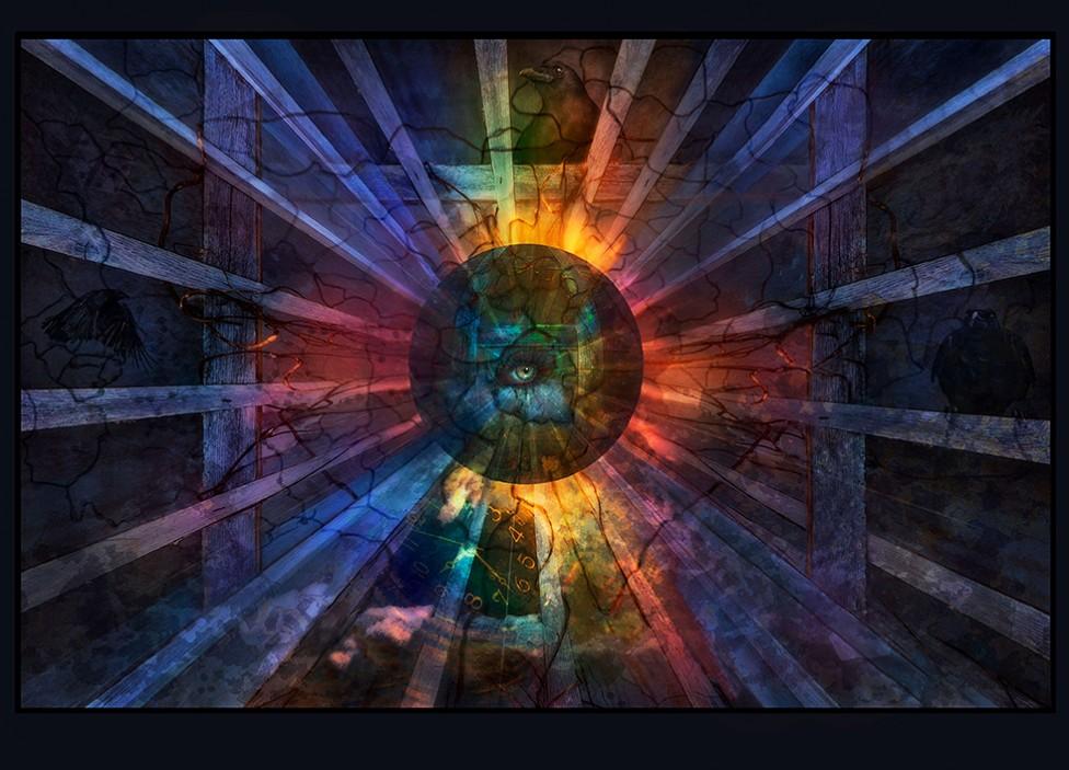 Mind's Eye by Mary Ellen Nealis