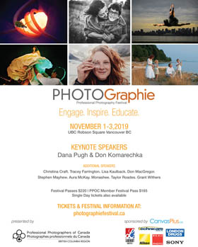 PHOTOGraphie - Professional Photography Festival